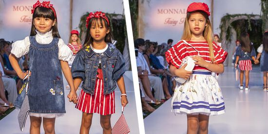 MONNALISA CRUISE - FASHION SHOW