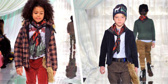 Boy Scout Fashion Show