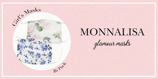 MONNALISA'S GLAM FACE MASKS ARE READY!