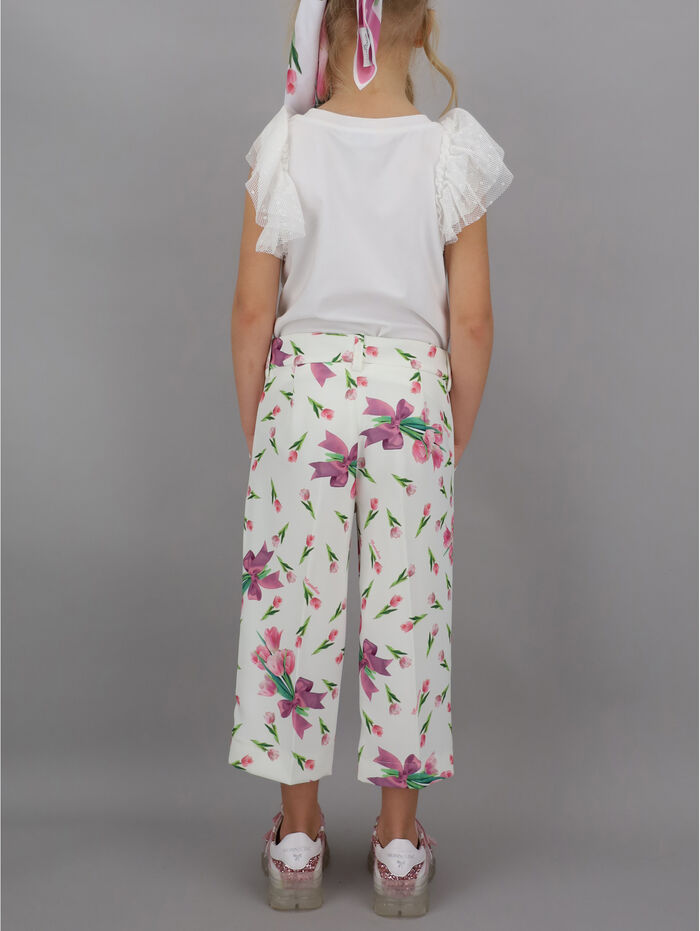 Cady pants with print