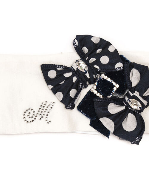Hairband with three bows