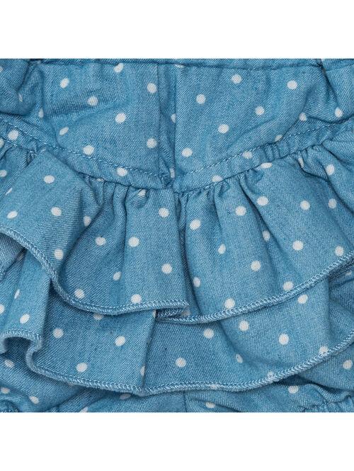 Completo nascita body + shorts