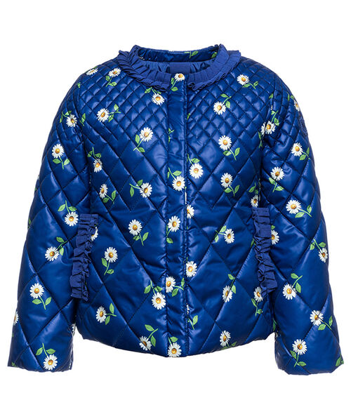 Сверхлегкая куртка с принтом