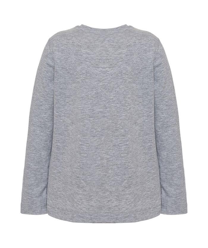 Camiseta jersey estampado