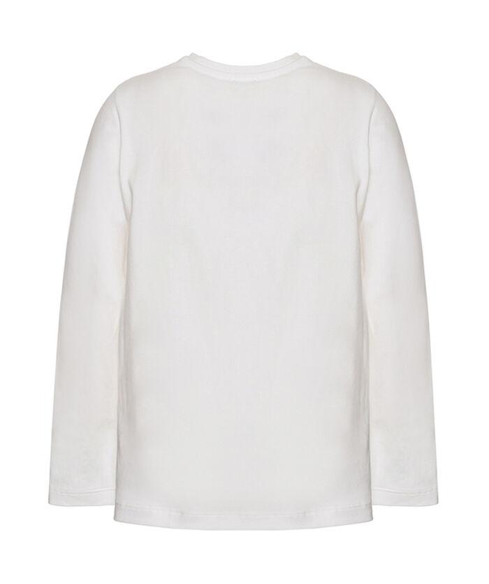 Camiseta estampado oso