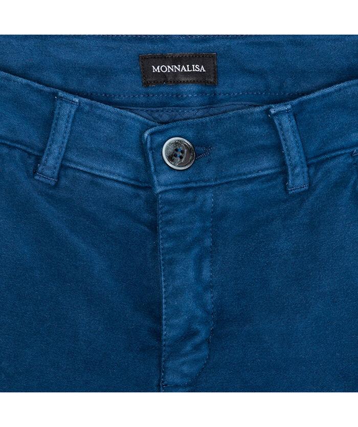 Fustian trousers, five pockets