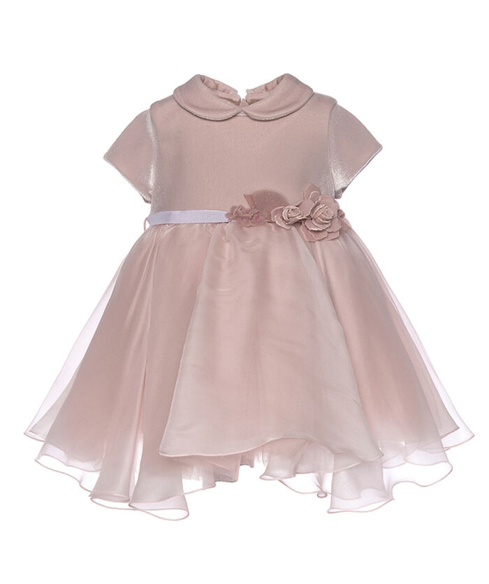 Newborn tulle dress