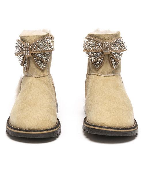 Ботинки, глиттер