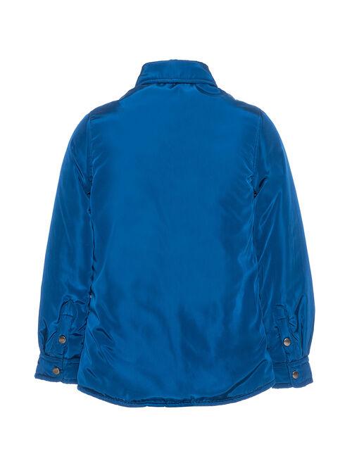 Little boy's shirt jacket