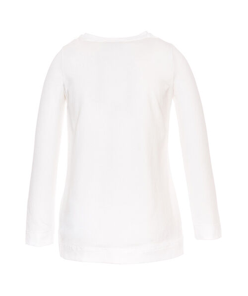 Top with embroidered Fragrance