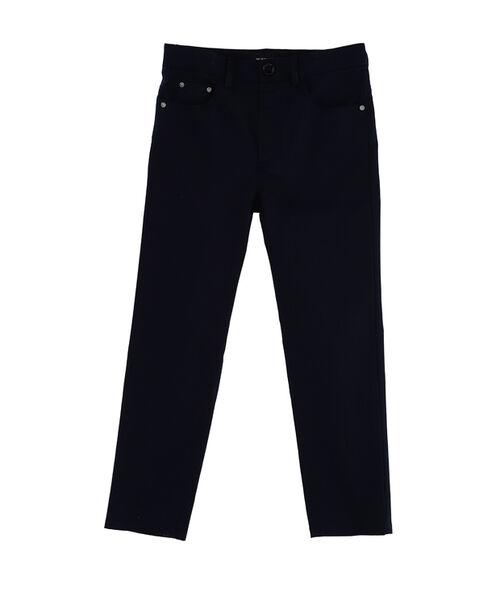Five-pocket gabardine pants