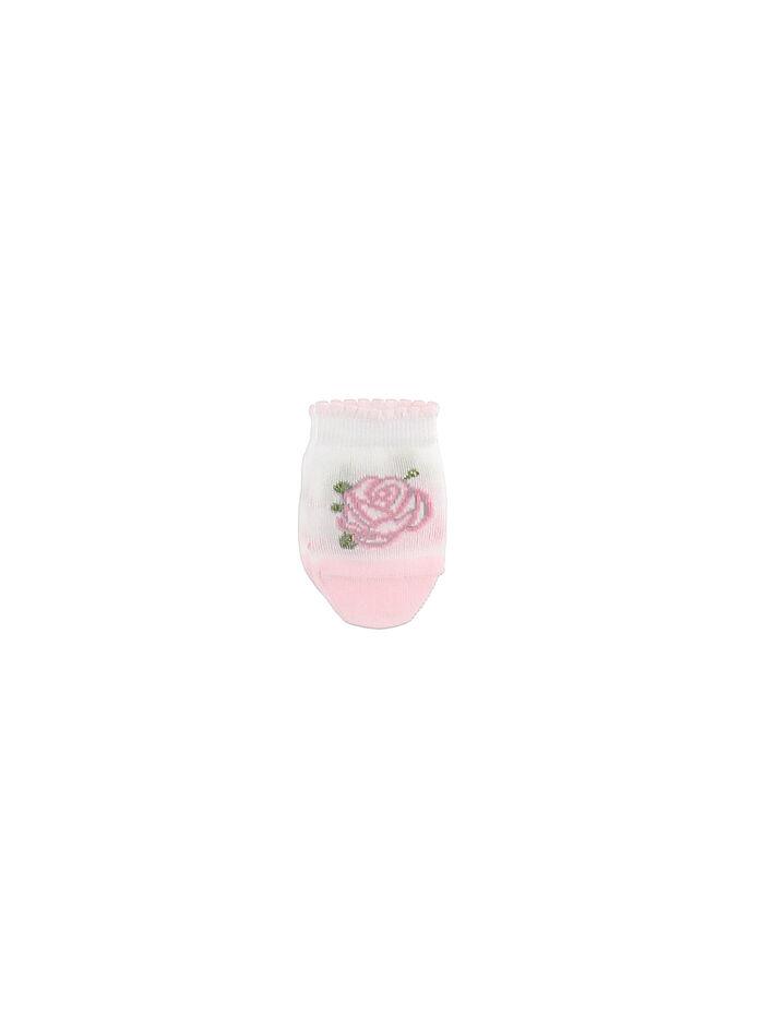 Newborn socks set with baby elephant