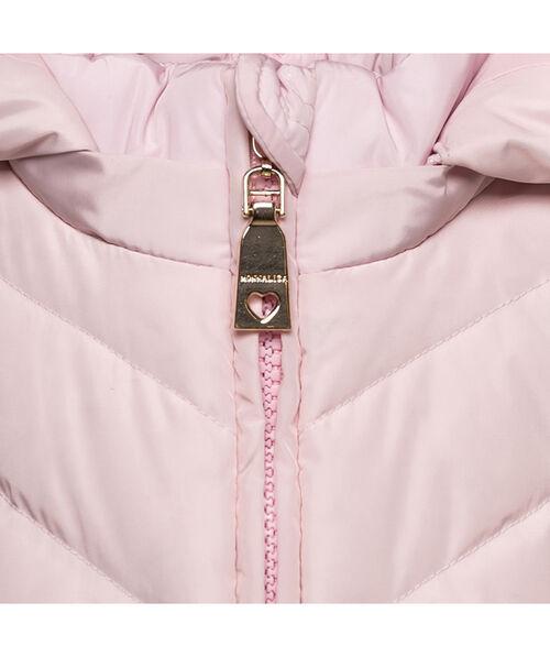 Padded girl coat