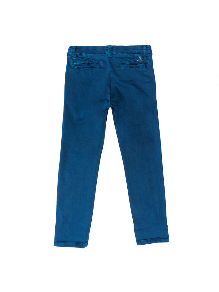 Pantalones chinos stretch