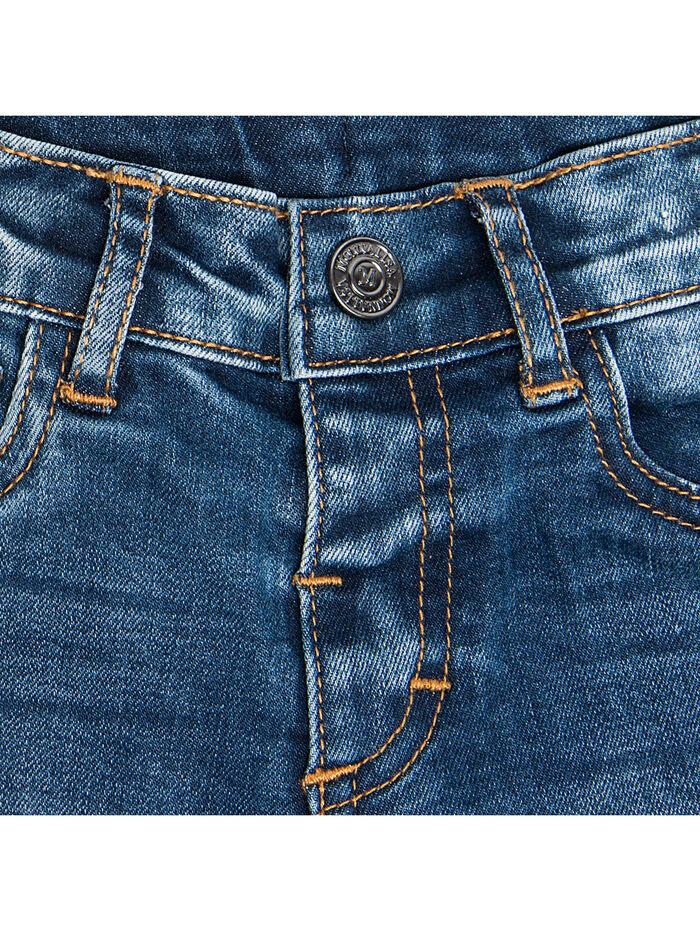 Jeans cinco bolsillos