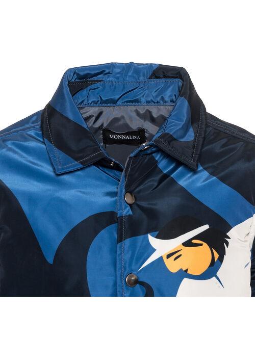 Boy's shirt jacket
