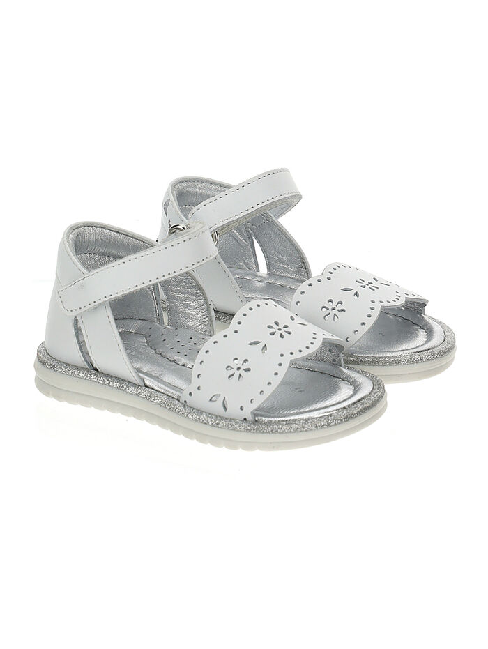 Girl lace sandals