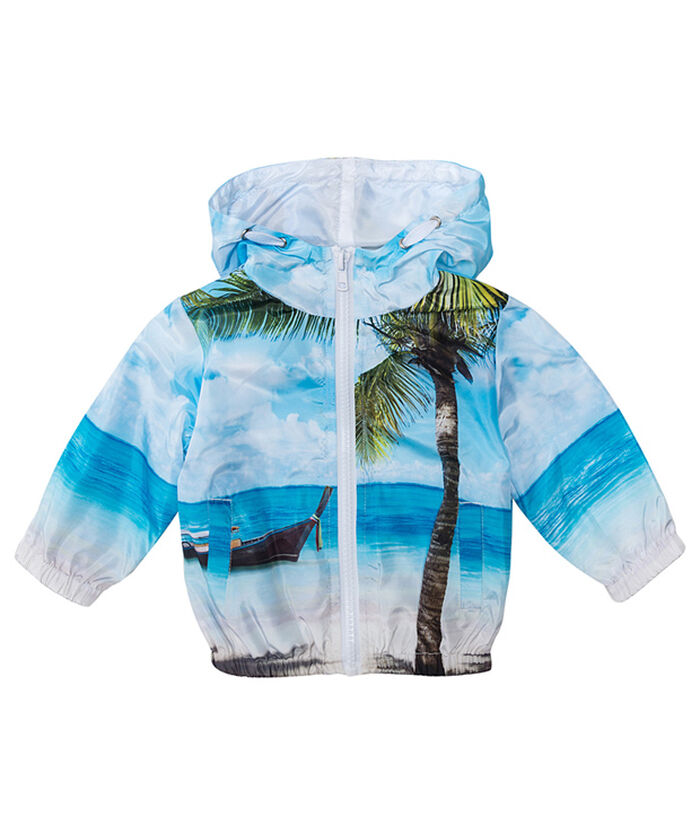 Hawaiian windbreaker