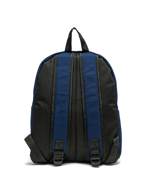 Backpack with a large pocket