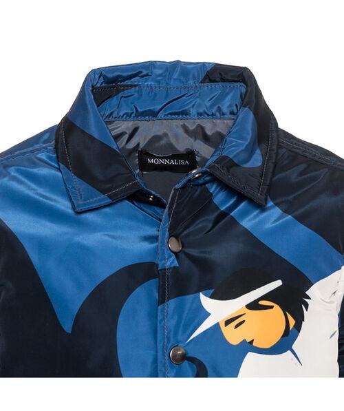 Рубашка-пиджак для мальчика