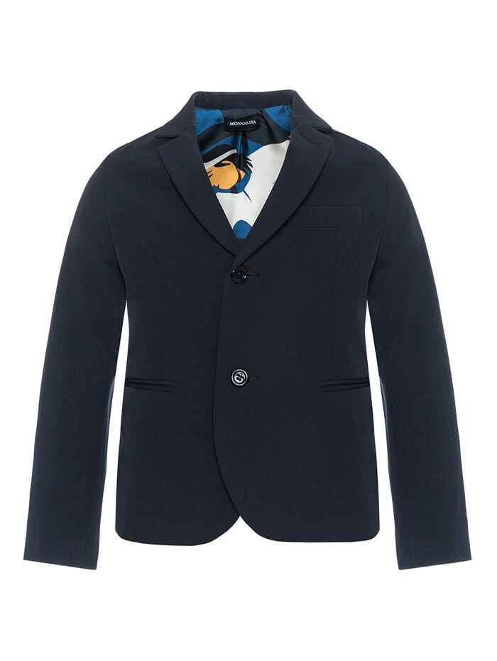 Boy's gabardine jacket