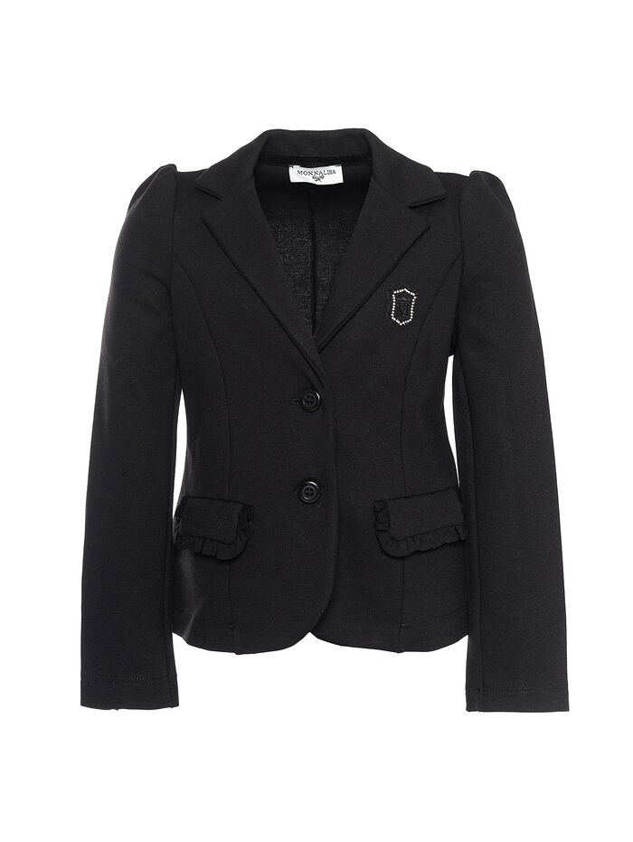Milano stitch blazer