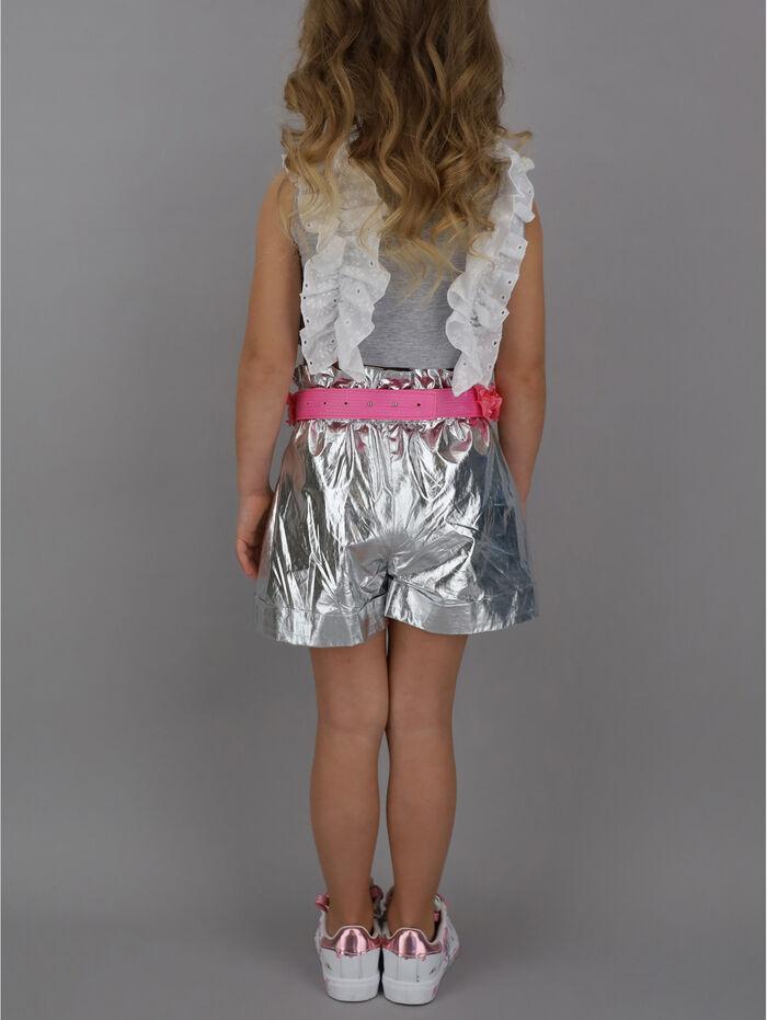 Laminate shorts