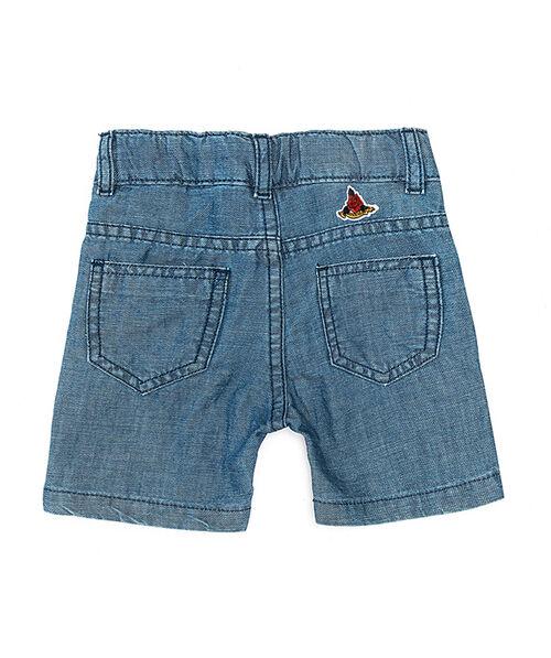 Bermudas jeans liviano