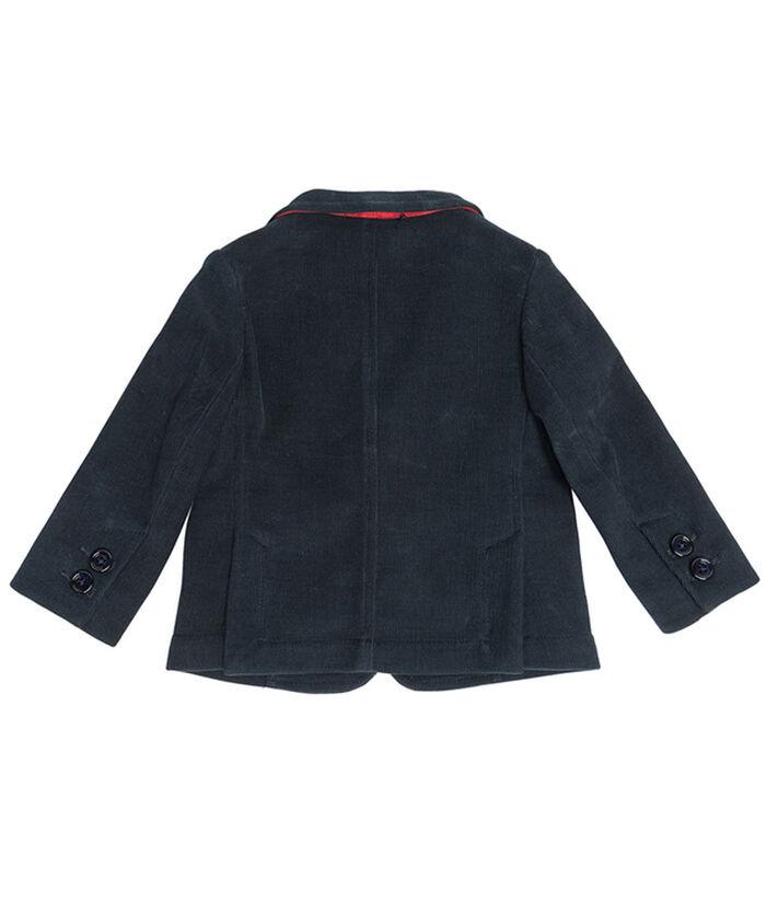 Baby's velvet jacket