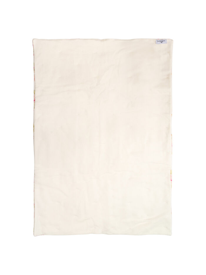Chenille newborn blanket