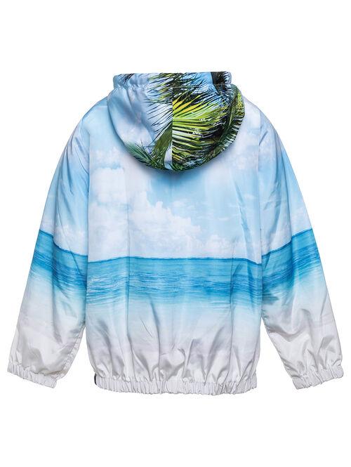 Rompevientos Hawaii de nylon