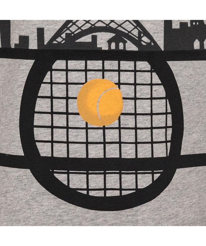 Camiseta jersey raqueta