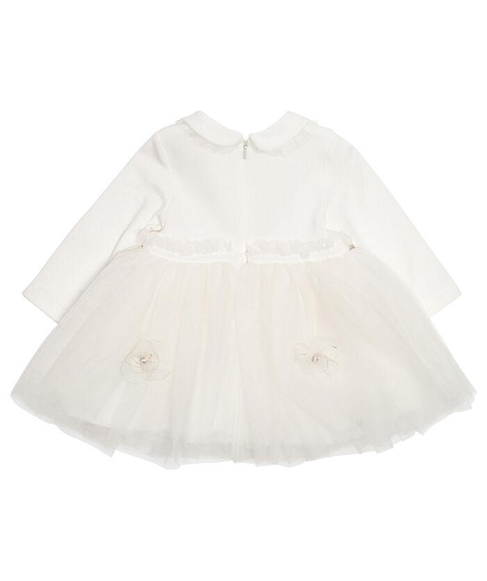 Платье, юбка из тюля, люрекс
