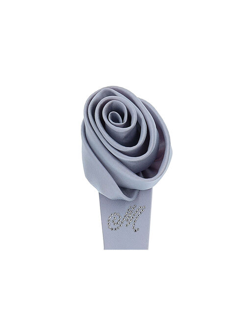 Hairband with rose