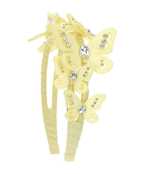 Hairband with butterflies