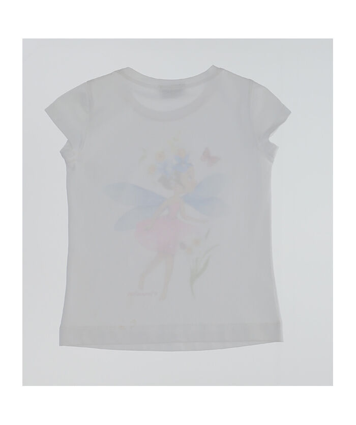 T-shirt with fairy print