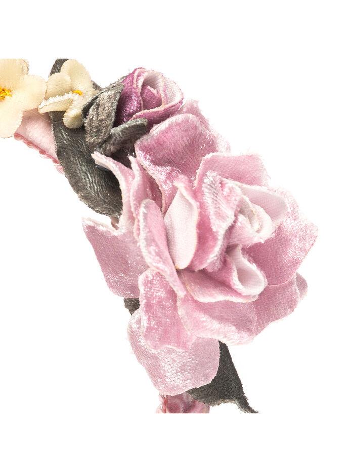 Обруч, синель, цветы