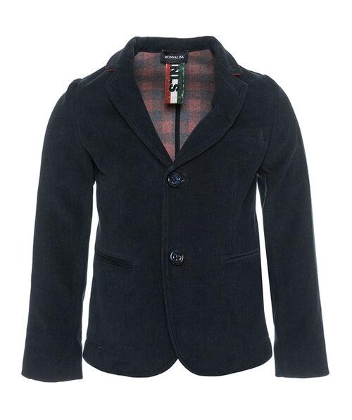 Little boy's velvet jacket