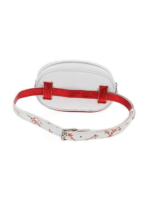 Waist bag with belt