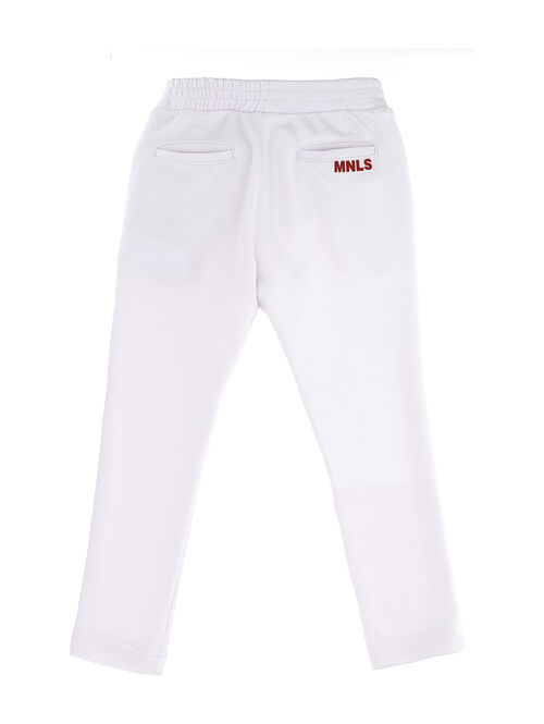 Fleece pants with cardinal points