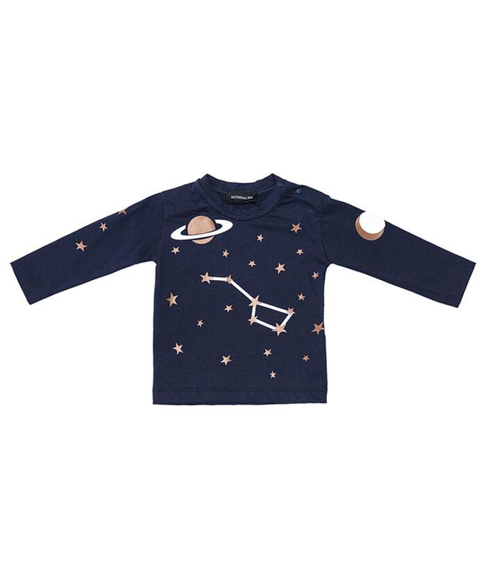 T-shirt, stars print