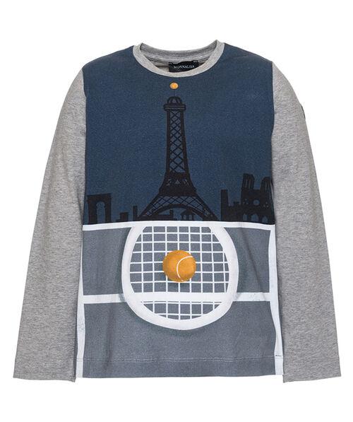T-shirt w/tennis racket