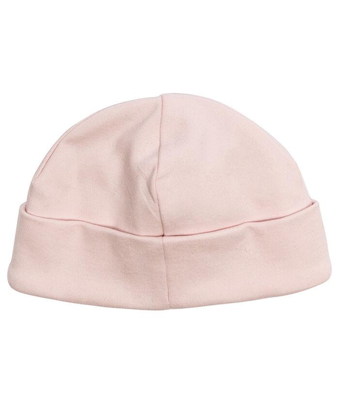 Шляпка для девочки с бантиками