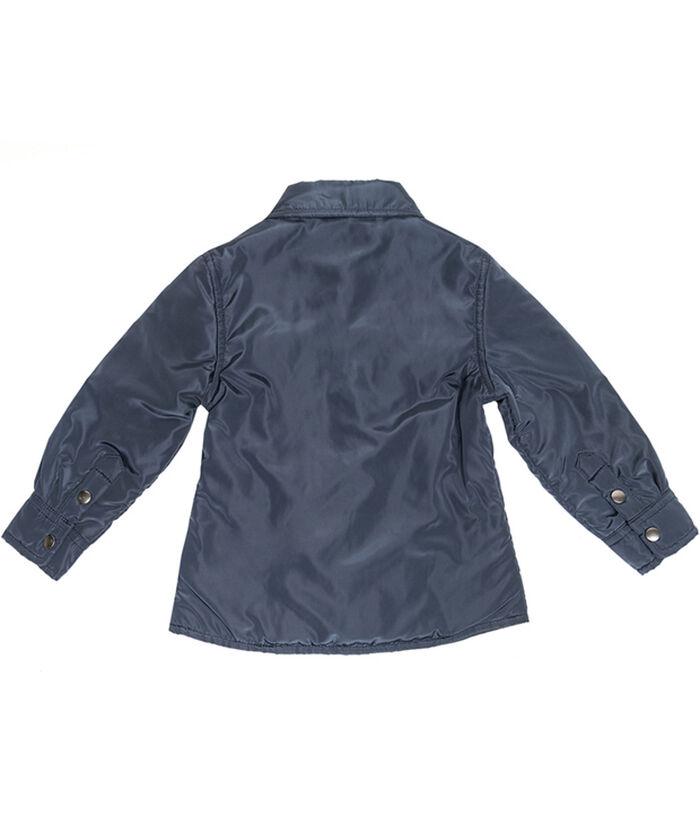 Baby's shirt jacket