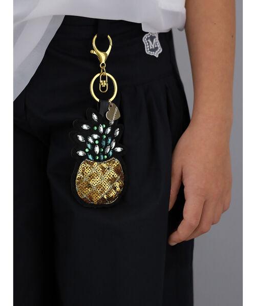 Pineapple key ring