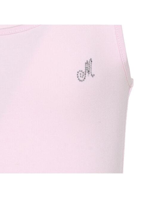 Silky tulle undershirt