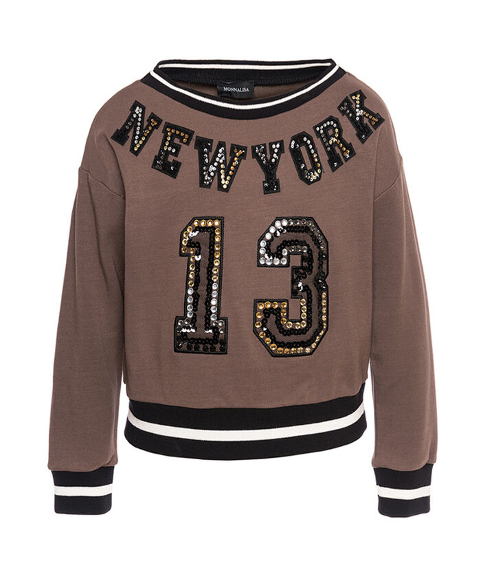 Felpa New York
