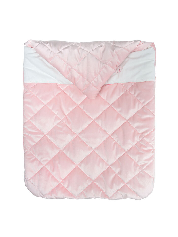 Chenille sleeping sack